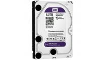 Kietasis diskas 6TB HDD SATA 3.5'' WD Purple