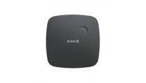 Ajax FireProtect Plus dūmų detektorius su temperatūros jutikliu (juodas)